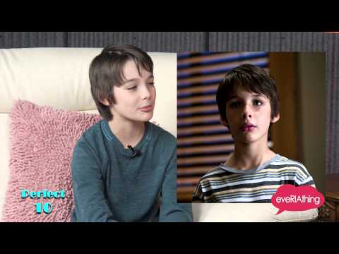 Perfect 10 ft 10yr old actor Dylan Kingwell