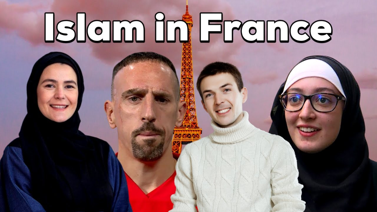 Download Numbers of FRENCH MUSLIM Converts Growing Rapidly