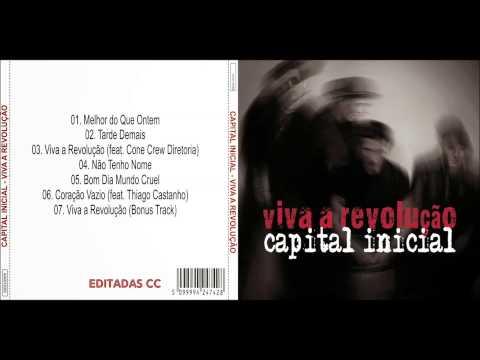 Capital Inicial - Viva a Revolução EP - (COMPLETO 2014) + Download