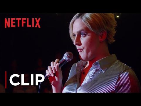 "Netflix Presents: The Characters   John Early as ""Vicky""   Netflix"