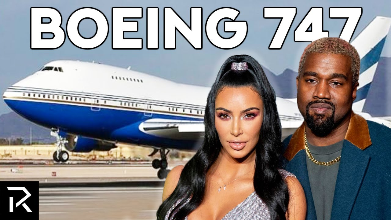 Inside Kim And Kanye West's Private Jet