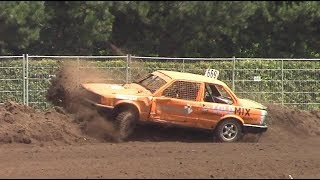Crashes  & Action: Autocross Kessel 6/8/2017!!!