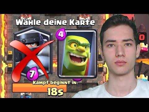 💰Nur GÜNSTIGE Karten!   Neue Karte und Emote gewinnen?   Clash Royale deutsch