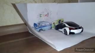 BMW I8 in Pinsk Belarus