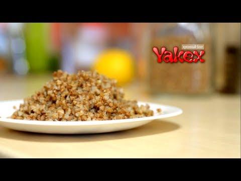 Как вкусно приготовить полезную гречку – варим крупу на воде