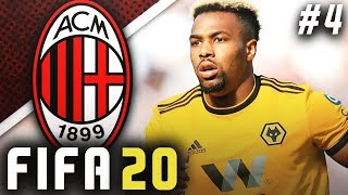 SHOULD WE SIGN ADAMA TRAORE?! - FIFA 20 AC Milan Career Mode EP4