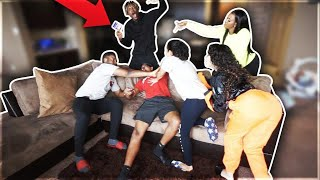 ANGRY GIRLFRIEND FIND THIS IN YOUR PANTS PRANK FT CARMEN AND COREY AND NATESLIFS!!! **GONE WRONG**