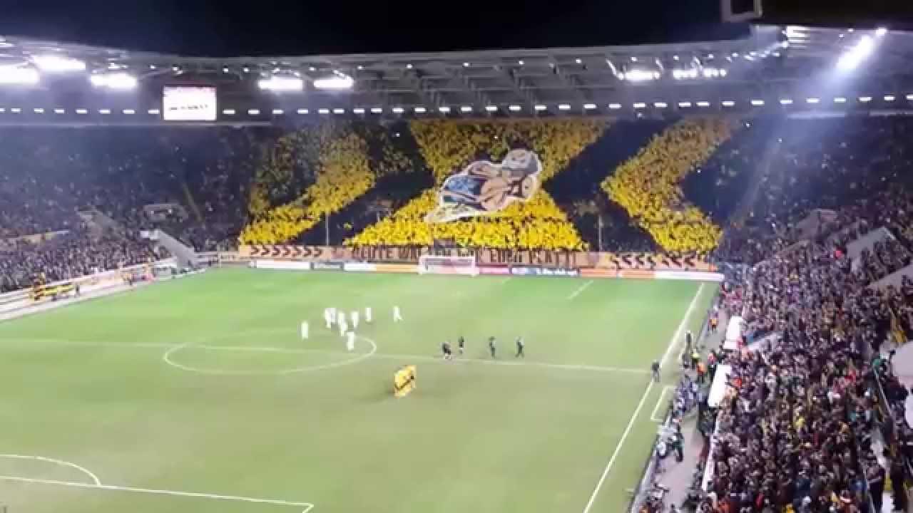 Pokal Dresden Dortmund