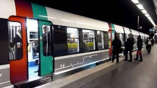 RER B à Paris