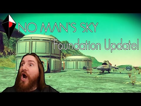 No Man's Sky | The Foundation Update!