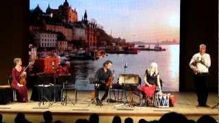 Концерт Мириам Андерсен и Laude Novella (часть 1)