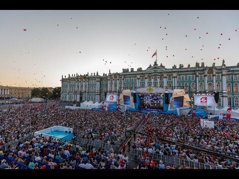 Хор Турецкого - День ВМФ, Санкт-Петербург 29 июля 2018
