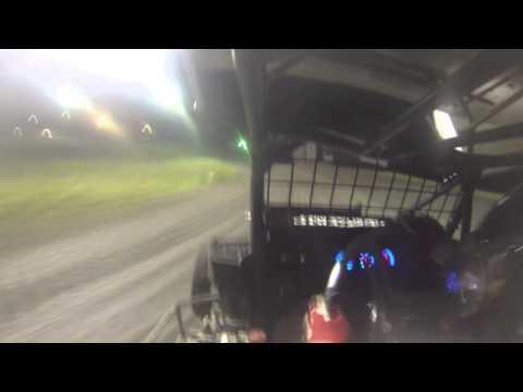 Noah Key Gulf Coast Speedway Heat Win