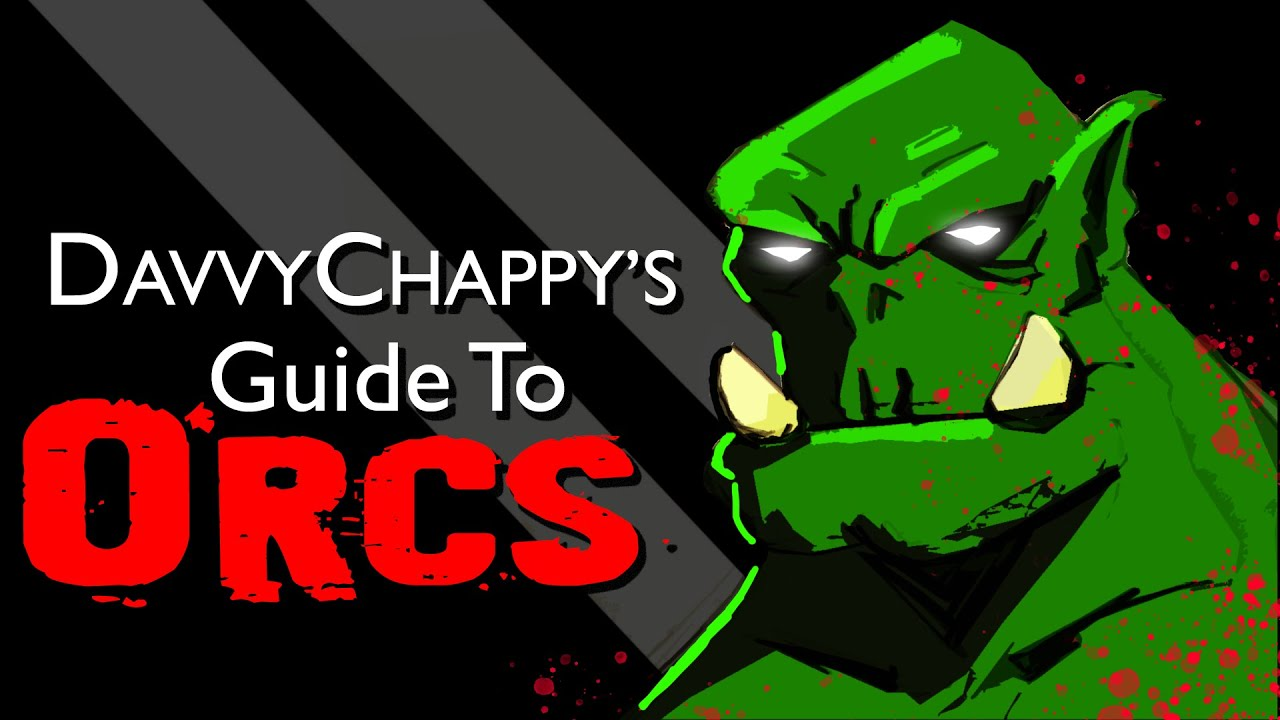 Davvy's D&D 5e Orc Guide