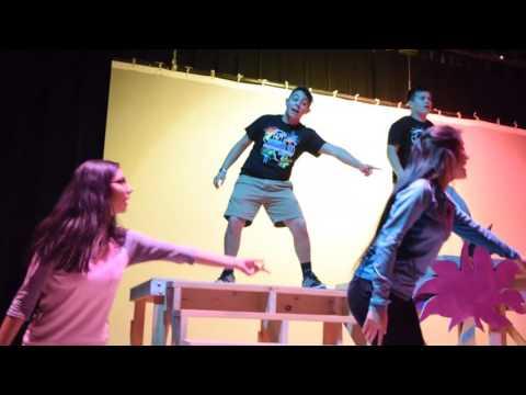 Donna High School's Vanguard Theatre Presents: Seussical the Musical Jr.