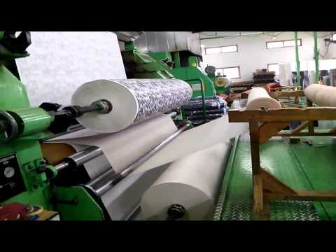 2  transfer printed paper print on fabric