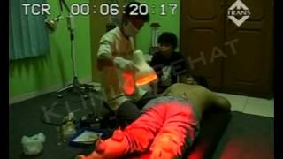 """dr. Agus Rahmadi @Trans TV """"Halal Haram"""".wmv"""