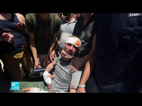 غزة: مقتل 33 فلسطينيا على الأقل جراء الغارات الإسرائيلية في أكبر حصيلة يومية للضحايا منذ بدء التصعيد  - نشر قبل 3 ساعة