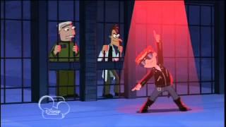 Phineas y Ferb canciones - Malvado por puntos extra [Esp. La...