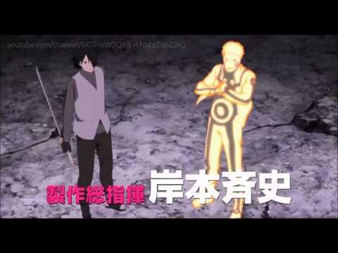 Boruto : Naruto The Movie Trailer 6