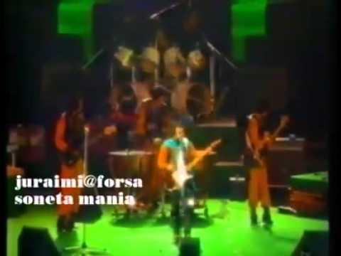 Live Konser 1985 SONETA, Rhoma Irama - Adu Domba