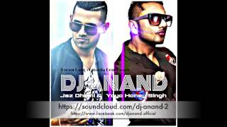 Jaz Dhami feat Yoyo Honey Singh - Brown Rang Dj Anand Remix