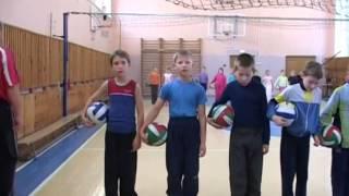 Урок физкультуры часть 1