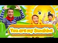 You are my Sunshine | Preschool Songs | ESL Kinder Kids Songs & Nursery Rhymes