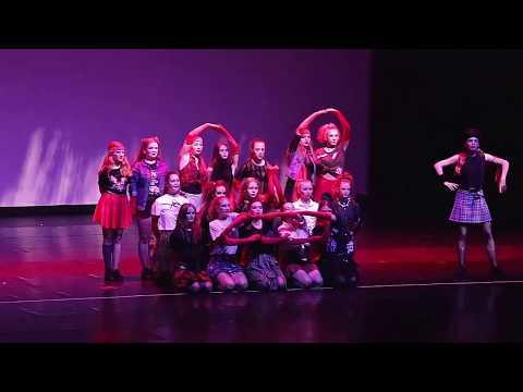 Bohemian Rapsody - Ballet Akademiet elev forestilling den 19 juni 2017