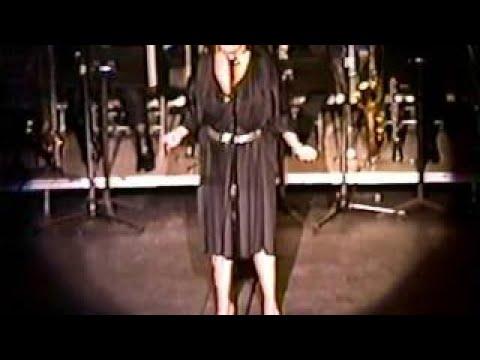 Yvonne De Carlo I'm Still Here, Follies, 1984 Performance