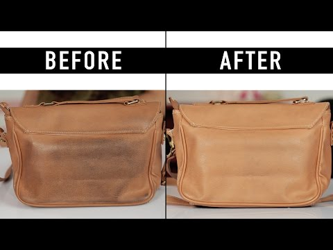 How To Clean Denim Stains From Your Bag