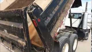 2010 Mack CXU613 Dump Truck