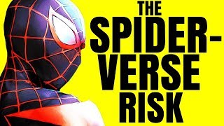Why Spider-Man: Into The Spider-Verse Is A Huge Risk