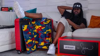 AWAY X SERENA WILLIAMS | LIMITED EDITION SUITCASE UNBOXING