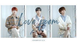 아이유 (IU) - Love poem (Covered by. JUN, DONGHUN, CHAN Of A.…