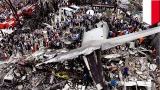 Indonesia plane crash 2015: 30 dead after C-130 crashes in Medan, Sumatra - TomoNews