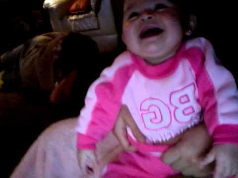 Risa de bebe