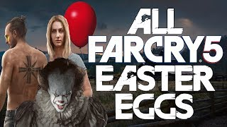 All Far Cry 5 Easter Eggs & Secrets
