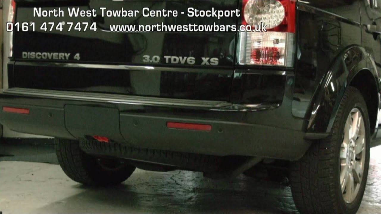 Towbar Video Land Rover Discovery Detachable Youtube