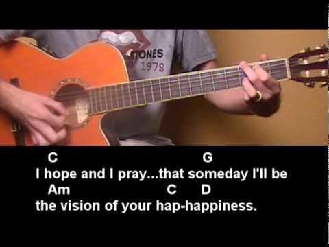 Earth Angel Guitar Chords The Temptations Khmer Chords