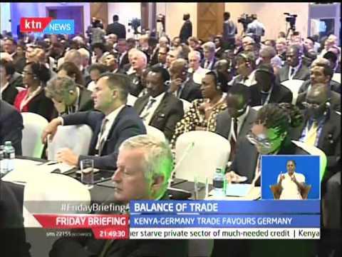 BUSINESS: Kenya-Germany balance of trade