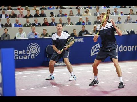 Benning - Bahrami vs Haarhuis - Eltingh | AFAS Tennis Classics 2014