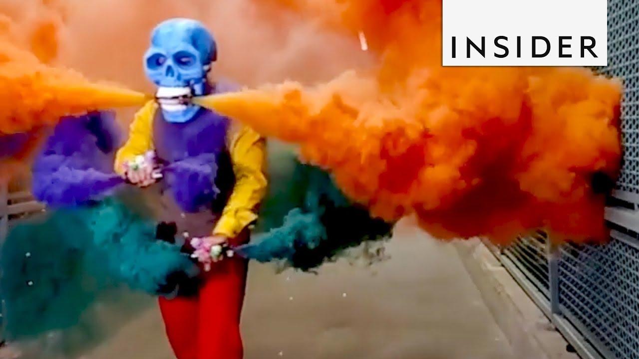 El Esqueleto de Color - YouTube