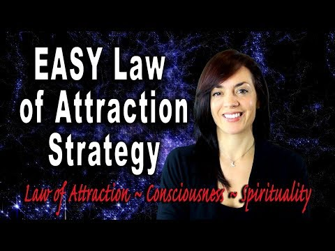 Easy Law of Attraction Strategy: Ask QUESTIONS!