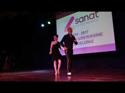 Z Sanat Kültür Merkezi. Latin dans