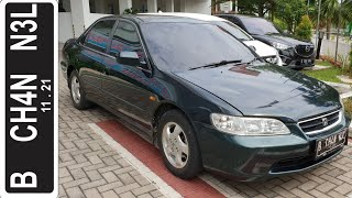 In Depth Tour Honda Accord VTi-L Exclusive M/T [S86] (2000) - Indonesia
