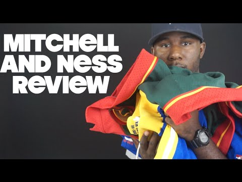 MITCHELL & NESS SHORTS REVIEW