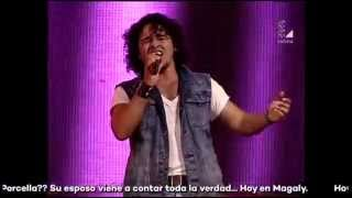 "Jorge Salinas canta ""The final countdown"" 