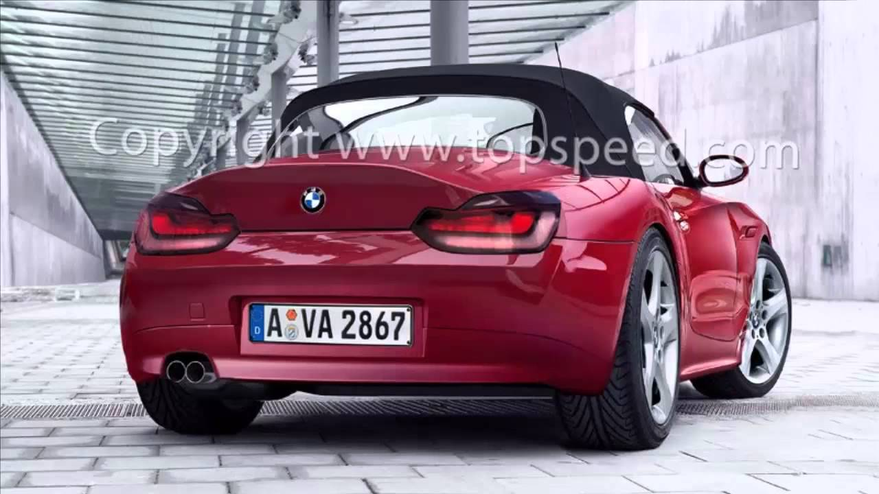 2016 Bmw Z2 Fwd 300 Cv Preview Youtube