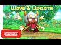 Download Kirby Star Allies: Wave 3 Update - Taranza weaves a web! - Nintendo Switch